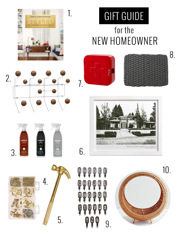 Gift Guide For The New Homeowner Oleander Palm
