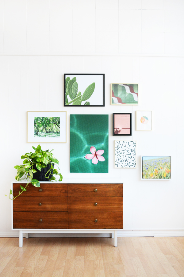 Floating Picture Frames Ideas